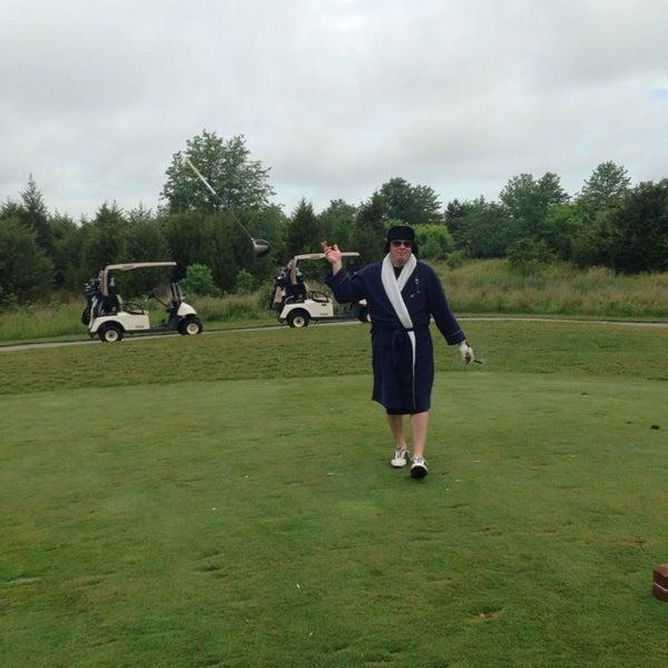 Foto tomada en 1757 Golf Club por Brian P. el 6/3/2013