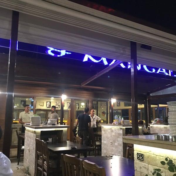 8/24/2018 tarihinde Seckin G.ziyaretçi tarafından Yiğit Kasap Et & Mangal'de çekilen fotoğraf
