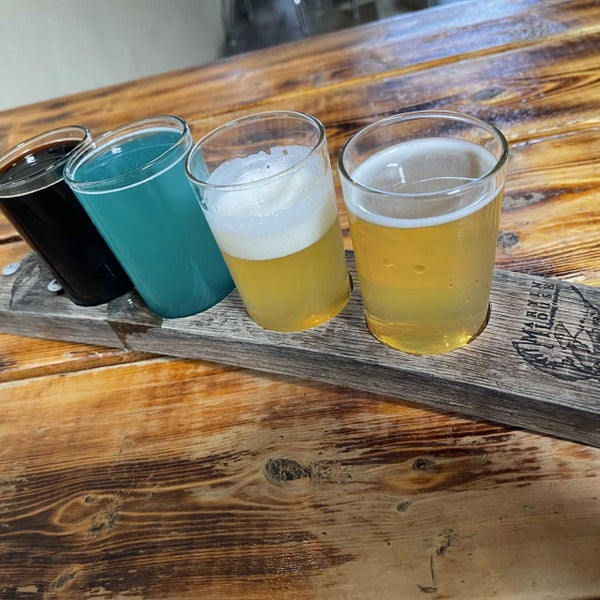 Photo taken at Martin House Brewing Company by Arthur A. on 9/10/2021