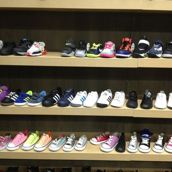 Shoe City In Downtown