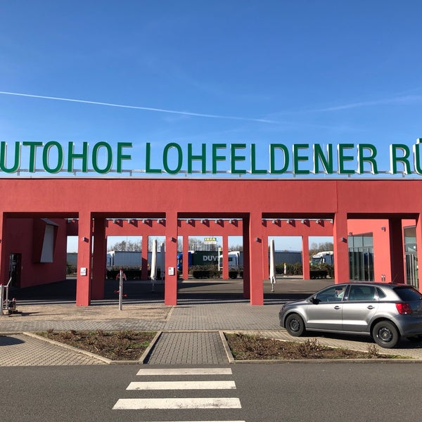 Autohof Lohfelden