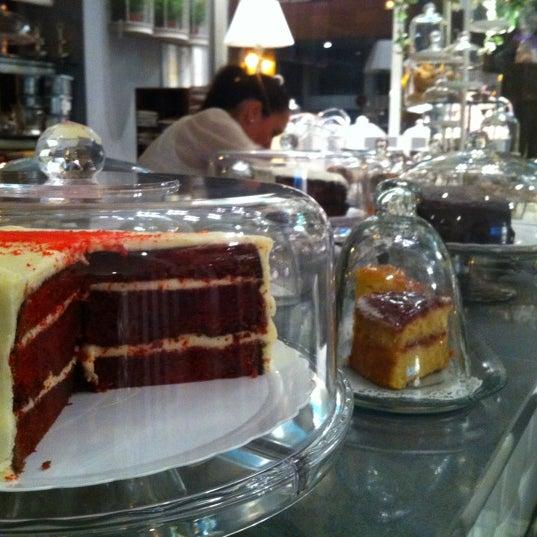 Foto scattata a Margó salón de té da Cristina il 10/1/2012