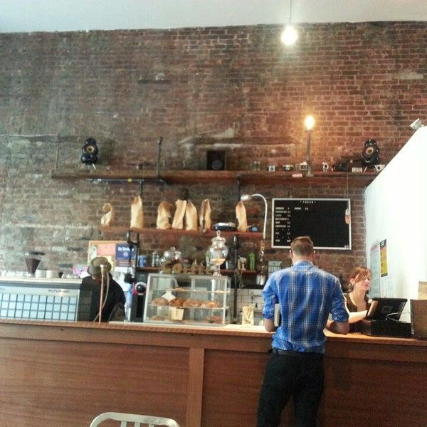 5/18/2013にEmmanuel D S.がTaszo Espresso Barで撮った写真