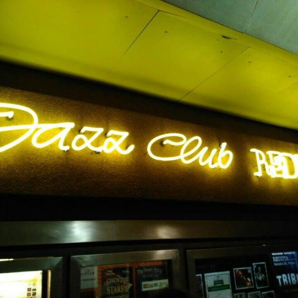 Foto tomada en Reduta Jazz Club por Filizim ben F. el 6/10/2016