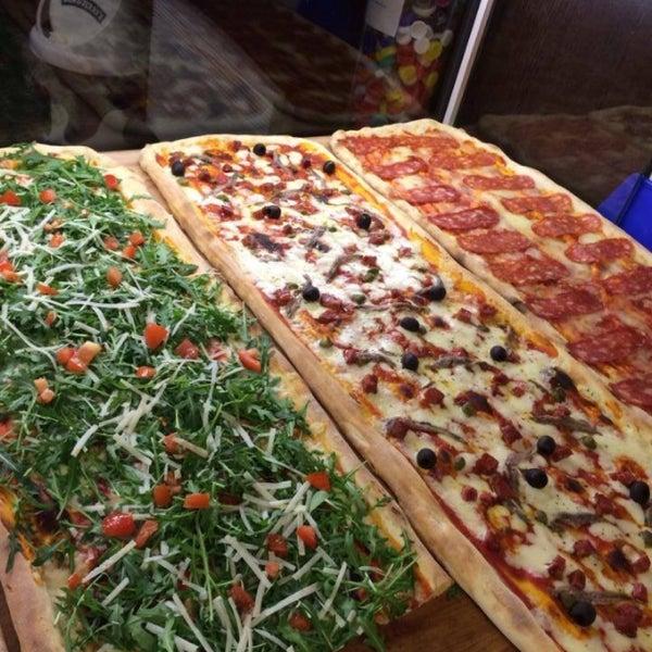 La Pausa Pizza Place In Vienna