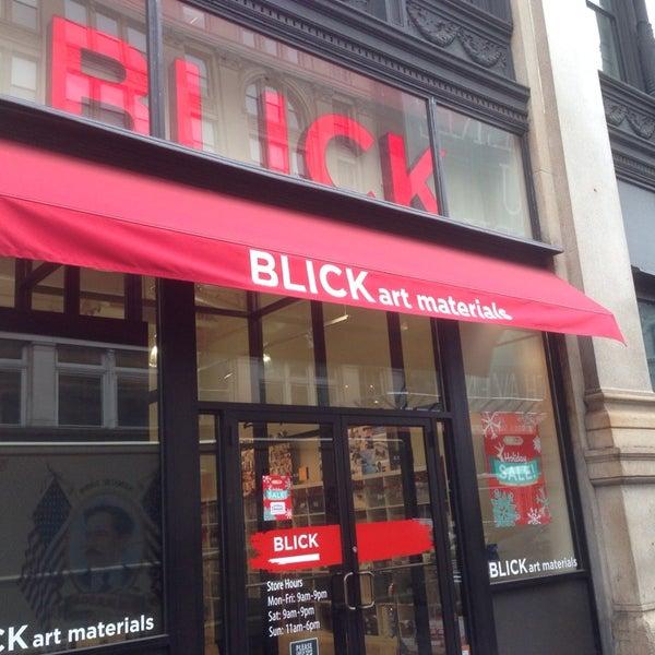 Blick Art Materials Flatiron District 20 Tips From 1856