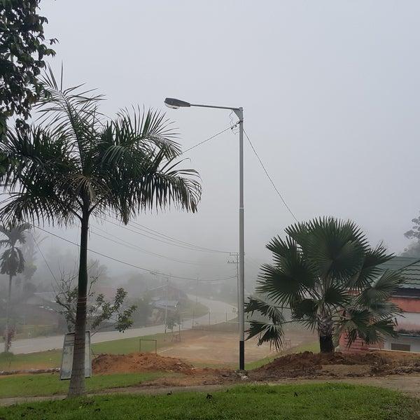 Kantor Camat Sajingan Besar Sambas Kalimantan Barat