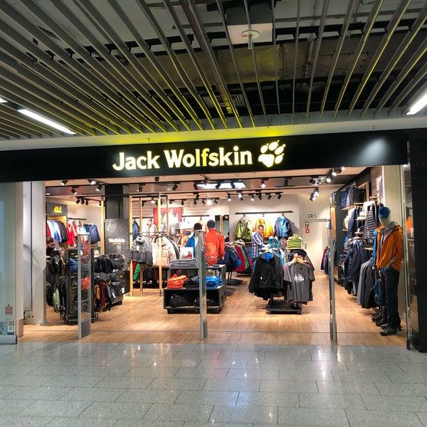 Sonderteil heiß-verkaufende Mode San Francisco Jack Wolfskin - Flughafen - Terminal 1