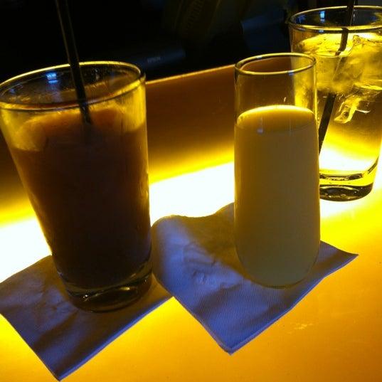 10/21/2012 tarihinde Jordon K.ziyaretçi tarafından Union Cafe'de çekilen fotoğraf