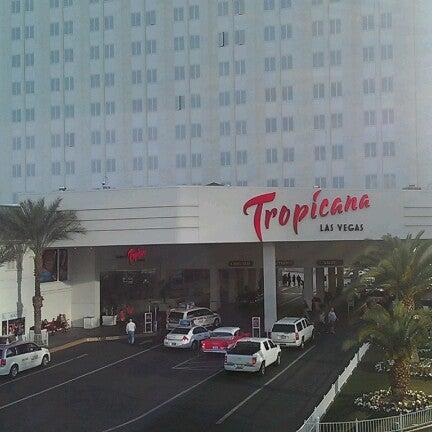 Снимок сделан в Tropicana Las Vegas пользователем David P. 2/6/2013
