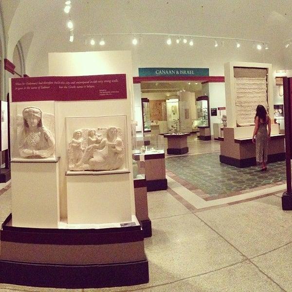 Das Foto wurde bei University of Pennsylvania Museum of Archaeology and Anthropology von Zoe S. am 5/6/2013 aufgenommen