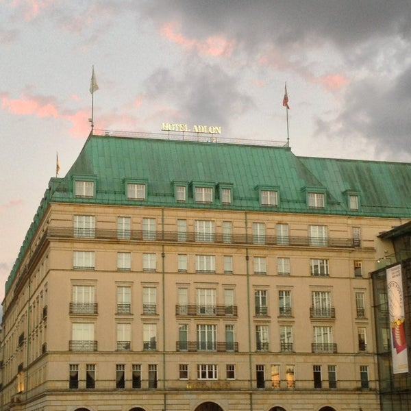 Photo prise au Hotel Adlon Kempinski Berlin par Thomas D. le9/4/2013
