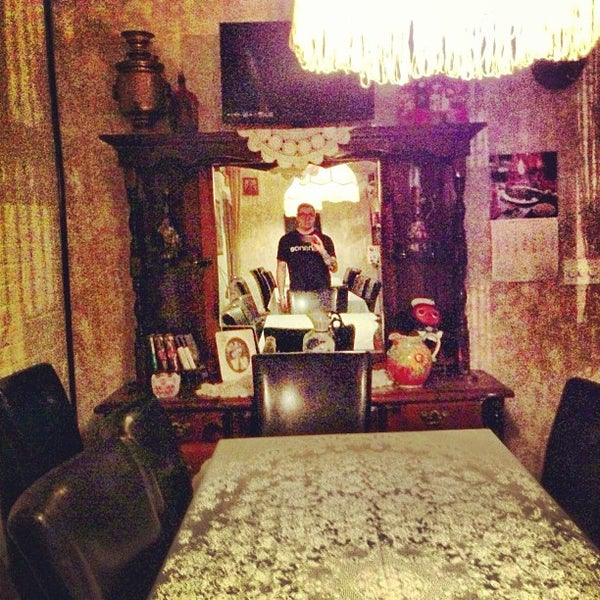 3/10/2013 tarihinde Leonardo D.ziyaretçi tarafından Russian House'de çekilen fotoğraf