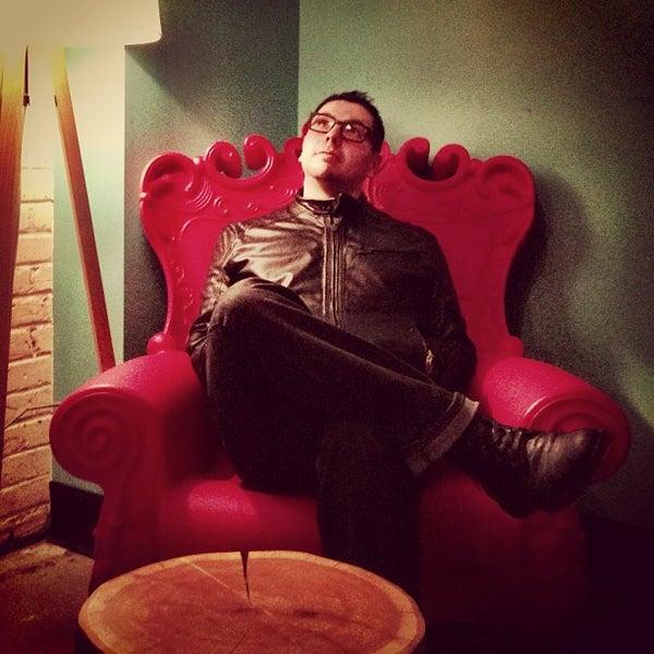 12/17/2012에 Leonardo D.님이 Punch Bowl Social에서 찍은 사진
