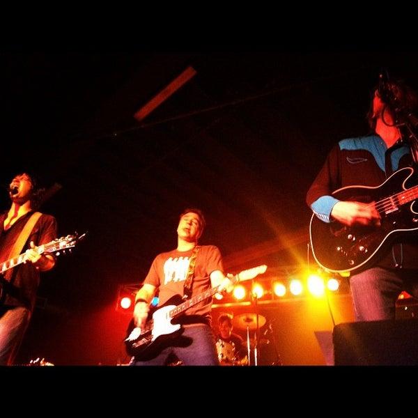 Снимок сделан в The Cannery Ballroom пользователем Dee A. 10/30/2012
