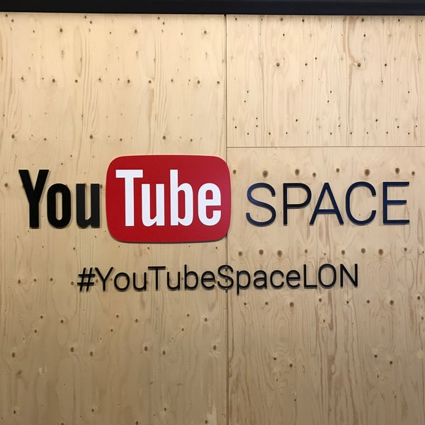 Photos at YouTube Space London - 2 tips from 336 visitors