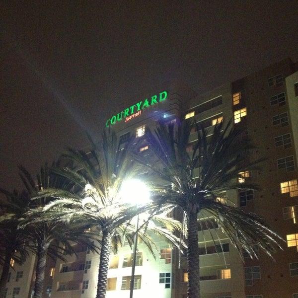 Photo Taken At Courtyard By Marriott Oakland Emeryville Hans N On 8 9