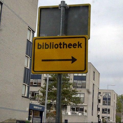 photos at bibliotheek leidschendam-voorburg - library