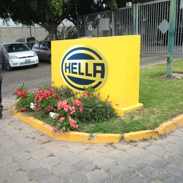 hella automotive mexico sa de cv