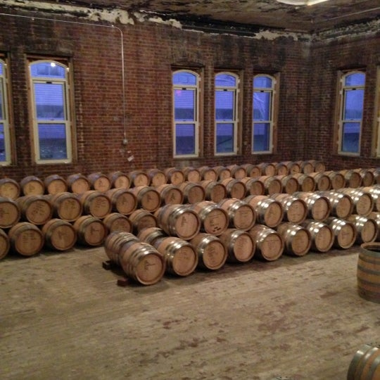 Foto scattata a Kings County Distillery da David E. il 12/1/2012