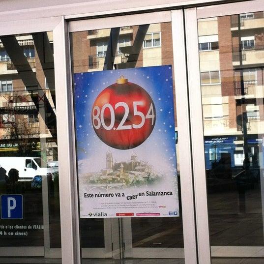 11/22/2012にcrazyalfがCentro Comercial Vialia Salamancaで撮った写真