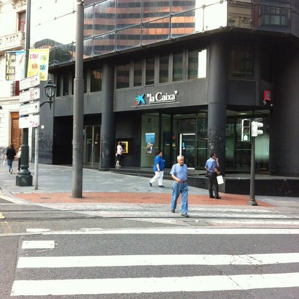 La Caixa Banco En Abando