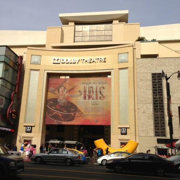 Foto diambil di Dolby Theatre oleh Lars F. pada 1/9/2013