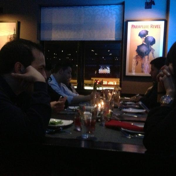 รูปภาพถ่ายที่ Unique Restaurant โดย Nick A. เมื่อ 3/10/2013