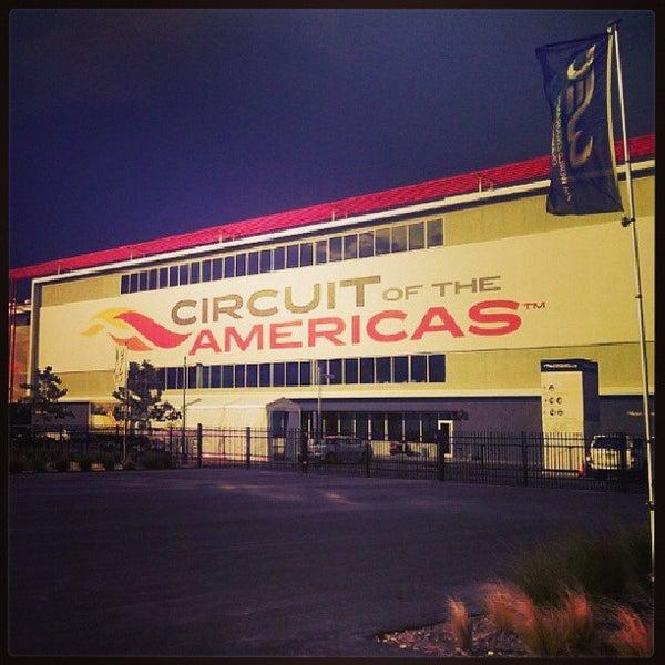 9/20/2013 tarihinde Elle C.ziyaretçi tarafından Circuit of The Americas'de çekilen fotoğraf