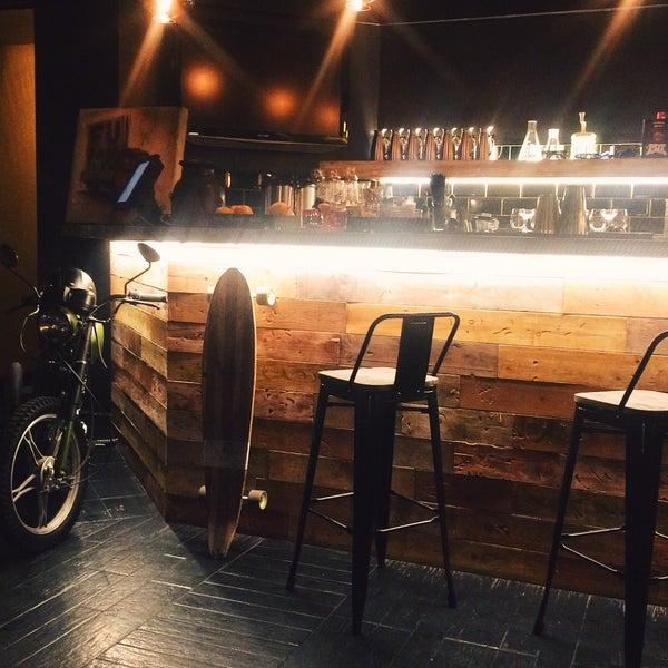 8/22/2015にViktoria K.がto.be barで撮った写真