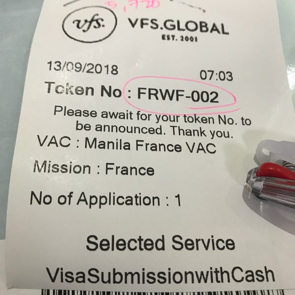VFS Global - Embassy / Consulate in Makati City