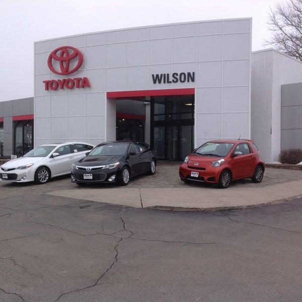 Wilson Toyota Ames >> Photos At Wilson Toyota Scion Auto Dealership In Ames