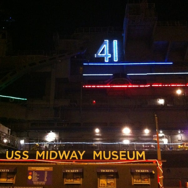 Photo prise au USS Midway Museum par David S. le12/23/2012