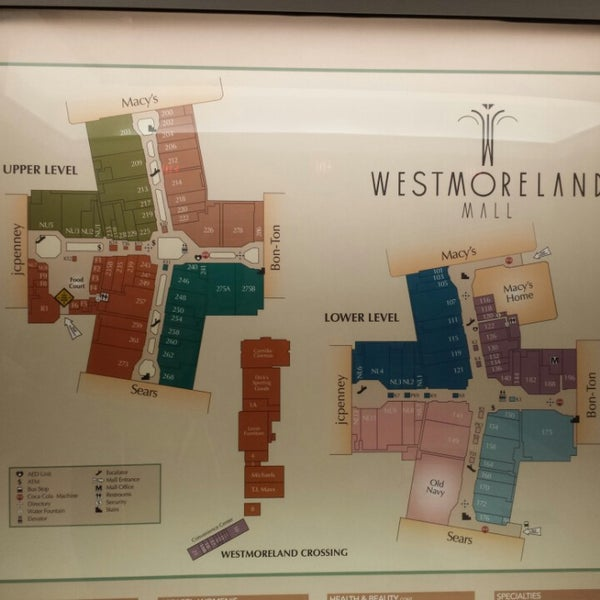 Photos At Westmoreland Mall 22 Tips