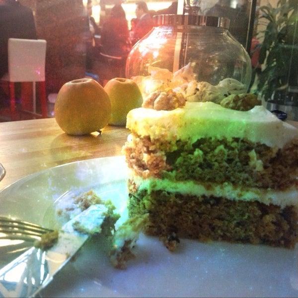 1/31/2014にDerya Y.がLevent Kafeで撮った写真
