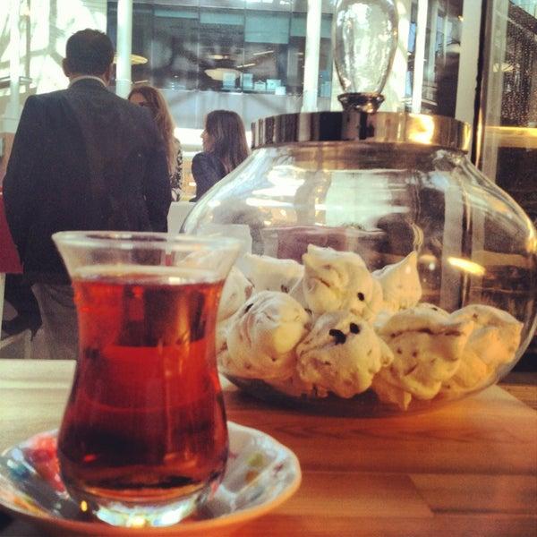 1/28/2014にDerya Y.がLevent Kafeで撮った写真