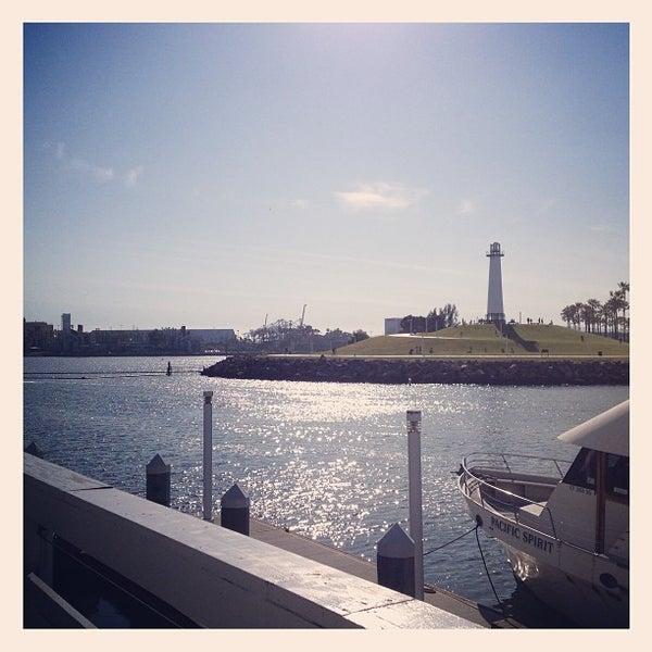 Снимок сделан в Parkers' Lighthouse пользователем Rolando P. 4/3/2013