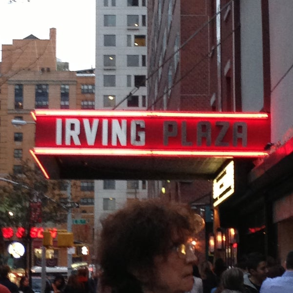 Photo prise au Irving Plaza par KarenEliana S. le4/18/2013