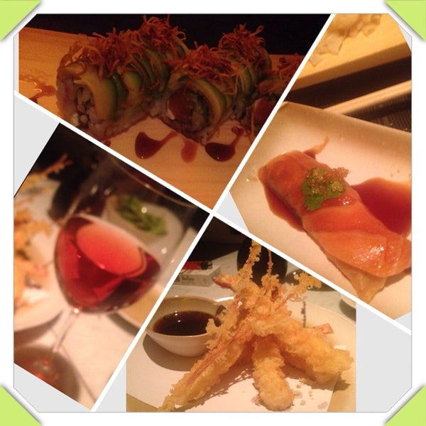 Foto scattata a Yada Sushi da Gly🎀 il 10/19/2013