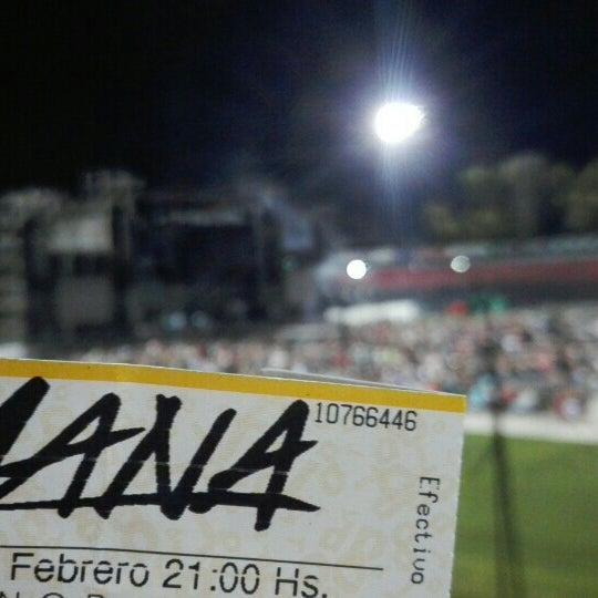 Foto scattata a Estadio Marcelo Bielsa (Club Atlético Newell's Old Boys) da William G. il 3/1/2016