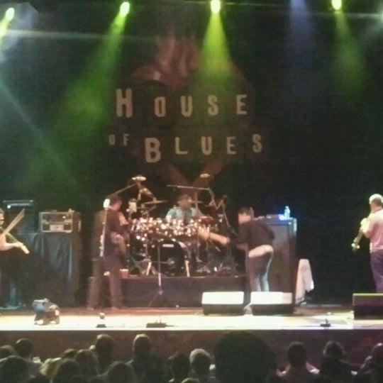 1/12/2013에 Dawn R.님이 House of Blues에서 찍은 사진