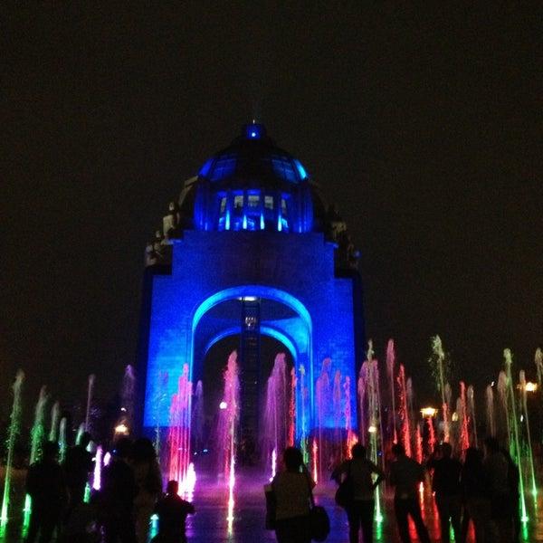 Foto tomada en Monumento a la Revolución Mexicana por Carlos C. el 4/6/2013