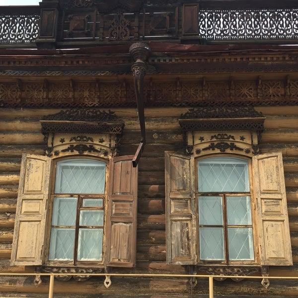 Foto scattata a Этнографический Музей Народов Забайкалья da Anstya G. il 7/23/2016