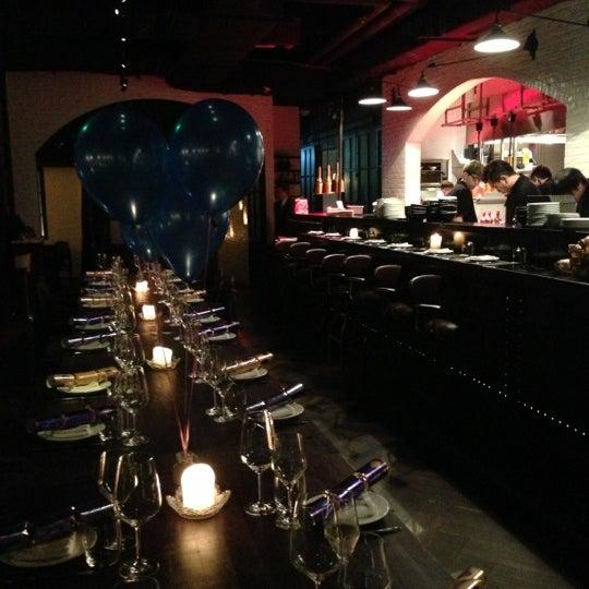 Das Foto wurde bei Blue - Butcher & Meat Specialist von Bernard C. am 12/17/2012 aufgenommen