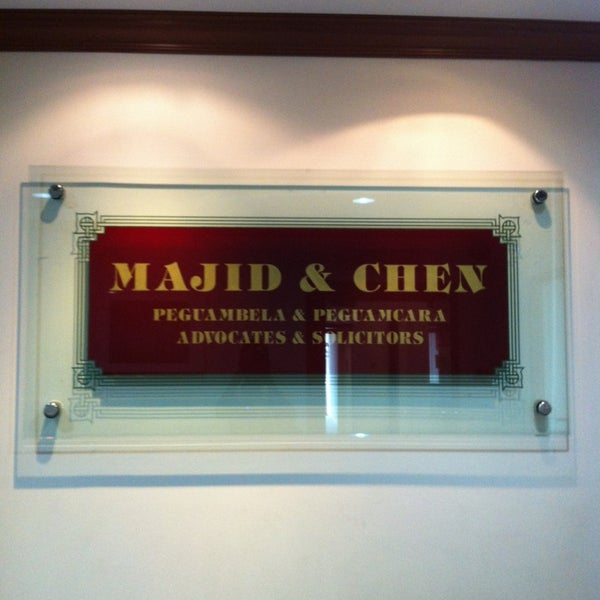 Majid And Chen Office In Klang