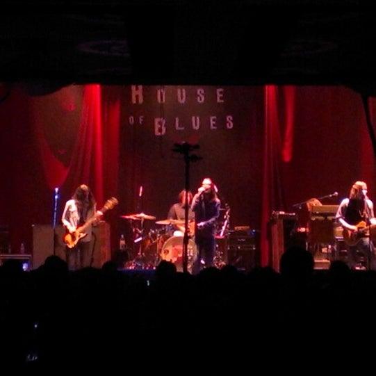 4/26/2013에 Malissa F.님이 House of Blues에서 찍은 사진