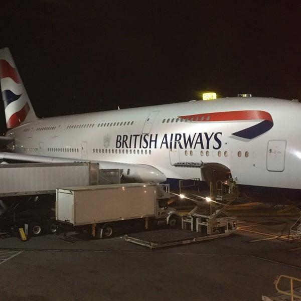 British Airways Flight 268