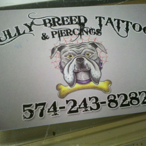 Photos at Bully Breed Tattoos - 1 tip