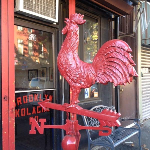 Foto tirada no(a) Brooklyn Kolache Co. por Little I. em 10/27/2013