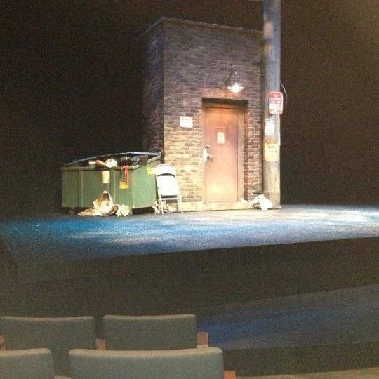 11/18/2012にAlex G.がSteppenwolf Theatre Companyで撮った写真